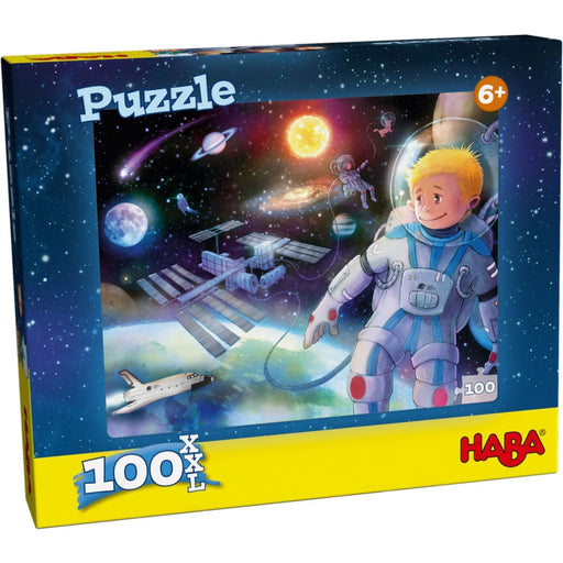 The Nestery: Haba - Jigsaw Puzzle - Outer Space