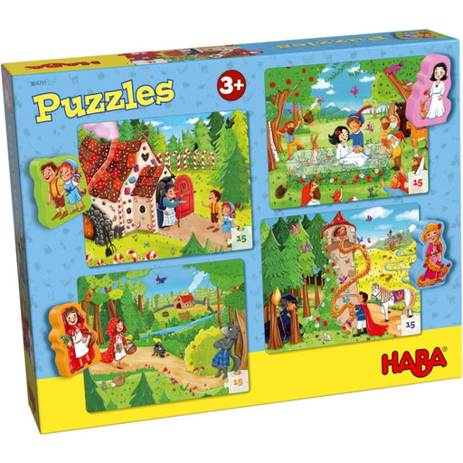 The Nestery: Haba - Jigsaw Puzzle - Wonderland