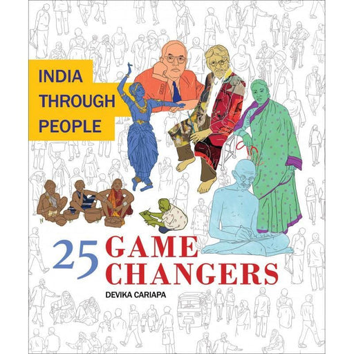 The Nestery: Tulika - India Through People: 25 Game Changers