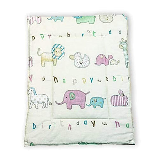 The Nestery : Itsyboo By Watermelon - Changing Mat - Birthday (Set Of 3)