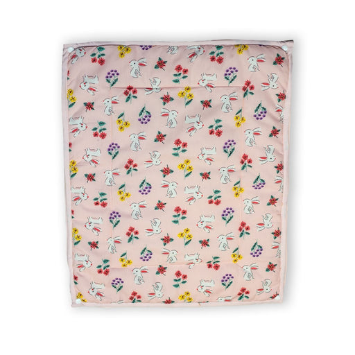 The Nestery : Itsyboo By Watermelon - Changing Mat - Pink Rabbit (Set Of 3)