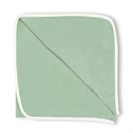 The Nestery : Itsyboo By Watermelon - Cotton Blanket - Sage Green