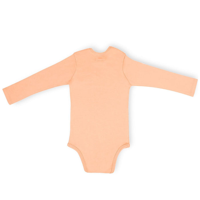 The Nestery : Itsyboo By Watermelon - Full Sleeve Onsie - Coral Blush
