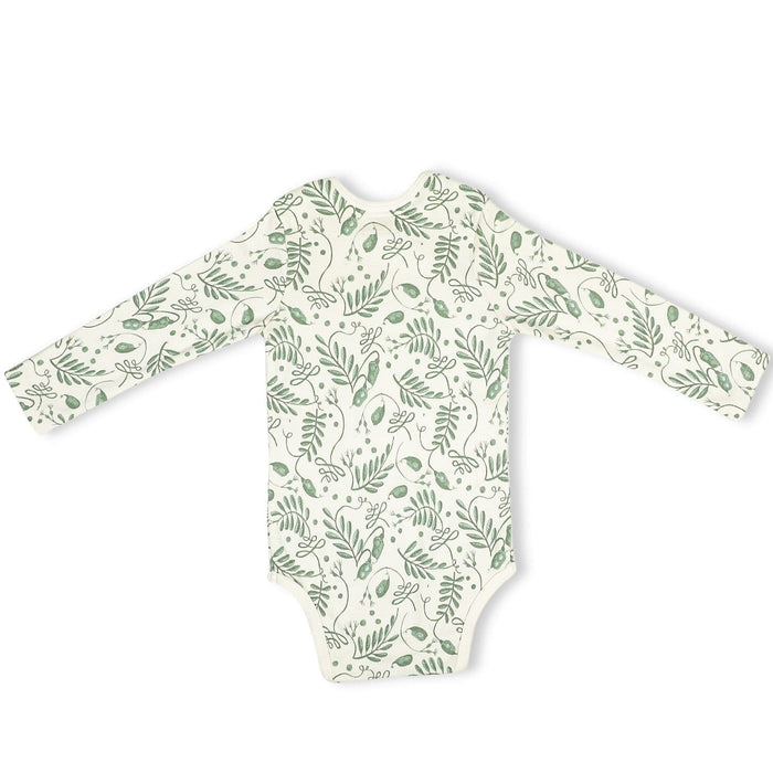 The Nestery : Itsyboo By Watermelon - Full Sleeve Onsie - The Wild Vine