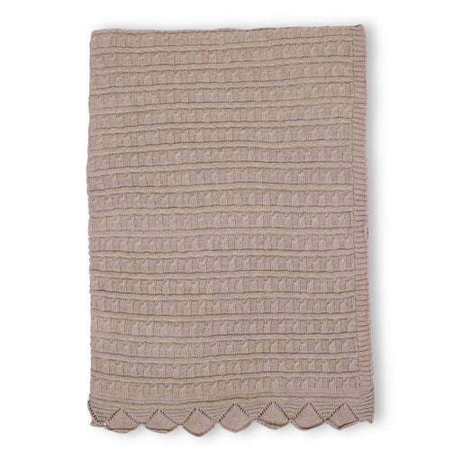 The Nestery : Itsyboo By Watermelon - Knit Blanket - Beige