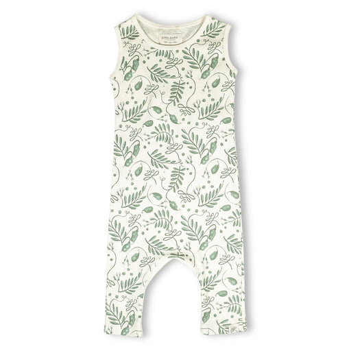 The Nestery : Itsyboo By Watermelon - Sleeveless Romper - The Wild Vine
