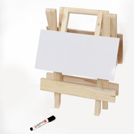 The Nestery : Ivei - White Board Folding Table