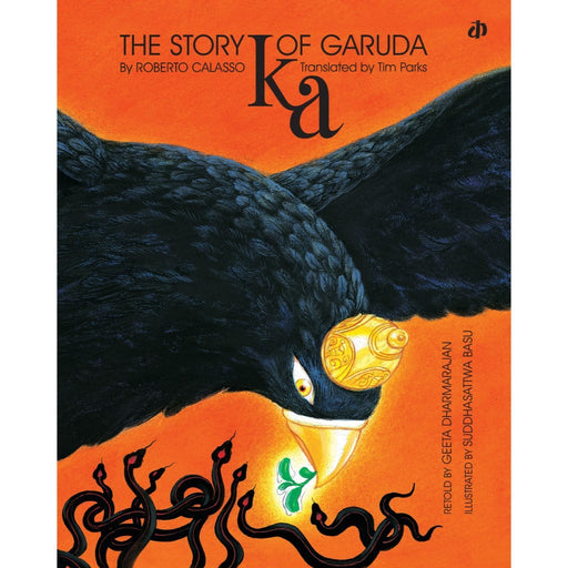 The Nestery: Katha Books - Ka - The Story Of Garuda