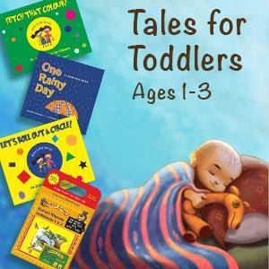 The Nestery: Karadi Tales - TALES FOR TODDLERS COLLECTION
