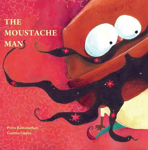 The Nestery: Karadi Tales - THE MOUSTACHE MAN