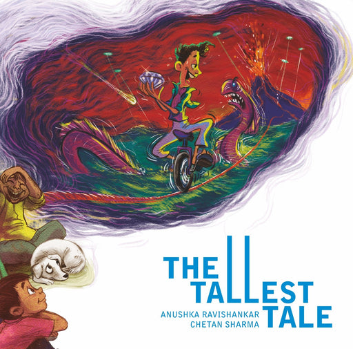 The Nestery: Karadi Tales - THE TALLEST TALE