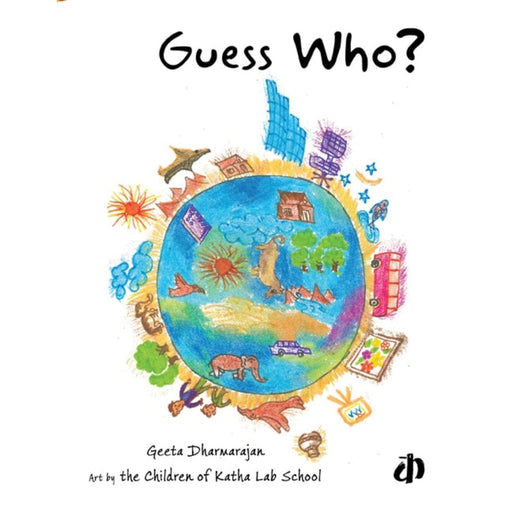 The Nestery: Katha Books - Guess Who?