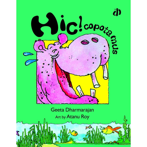 The Nestery: Katha Books - Hic!Copotamus