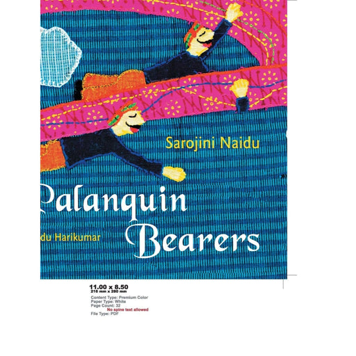 The Nestery : Katha Books - Palanquin Bearers
