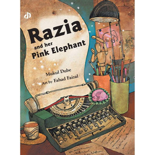 The Nestery : Katha Books - Razia And Her Pink Elephant