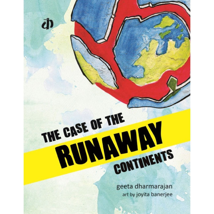 The Nestery: Katha Books - The Case Of The Runaway Continents