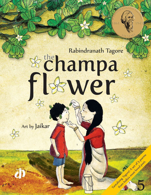 The Nestery: Katha Books - The Champa Flower