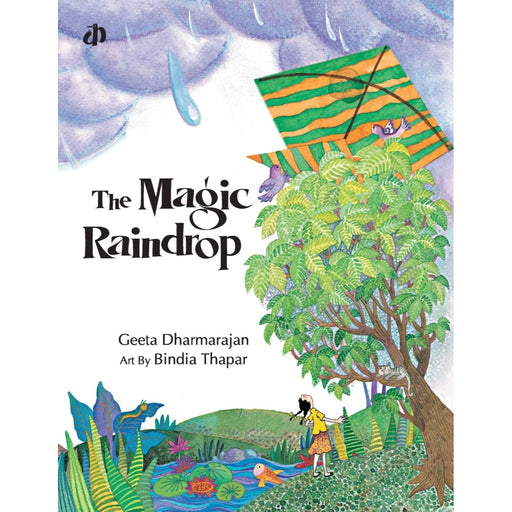 The Nestery : Katha Books - The Magic Raindrop