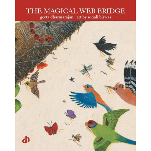 The Nestery : Katha Books - The Magical Web Bridge