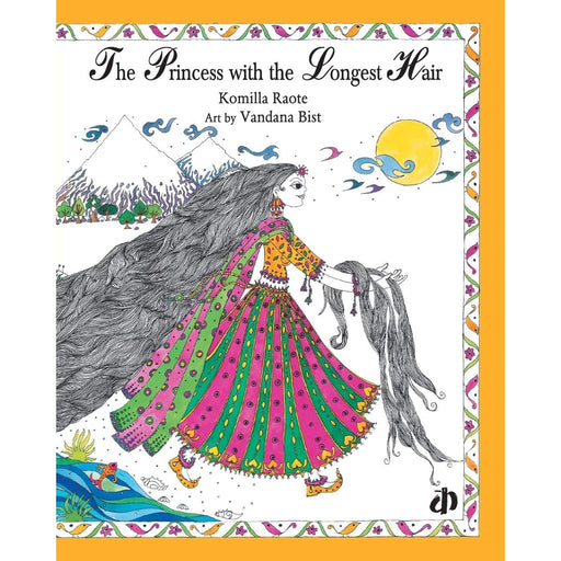 The Nestery : Katha Books - The Princess With The Longest Hair