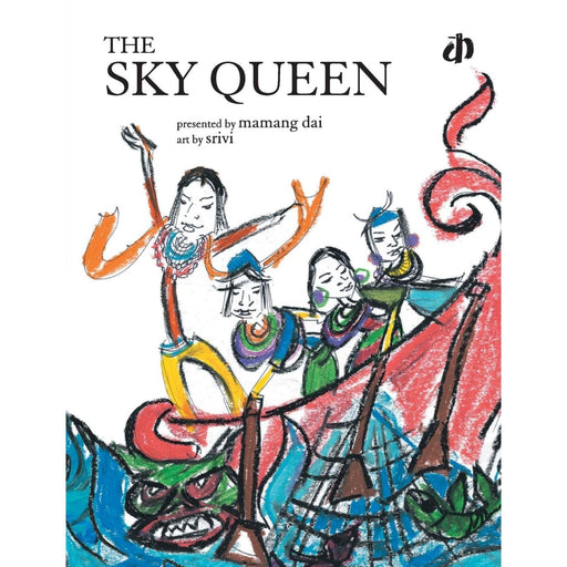 The Nestery : Katha Books - The Sky Queen
