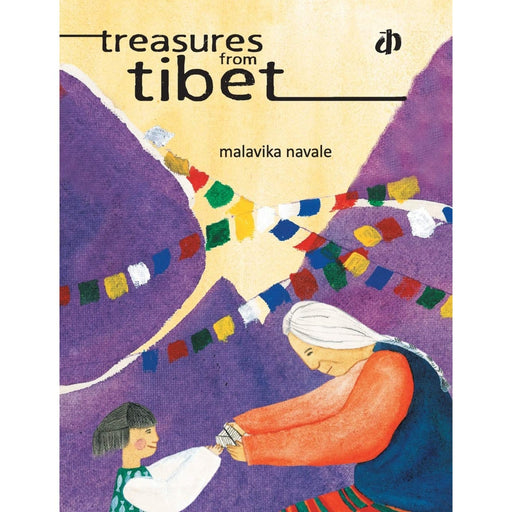 The Nestery : Katha Books - Treasures From Tibet