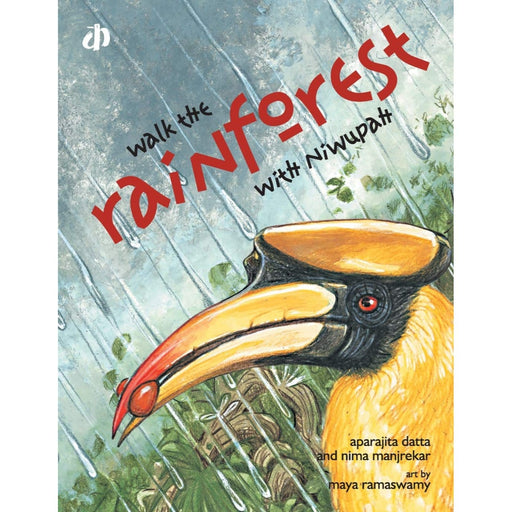 The Nestery : Katha Books - Walk The Rainforest With Niwupah