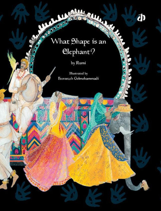 The Nestery: Katha Books - What Shape Is An Elephant