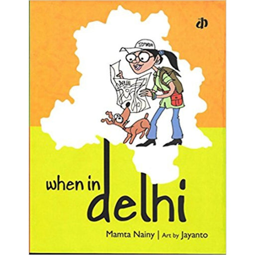 The Nestery: Katha Books - When In Delhi