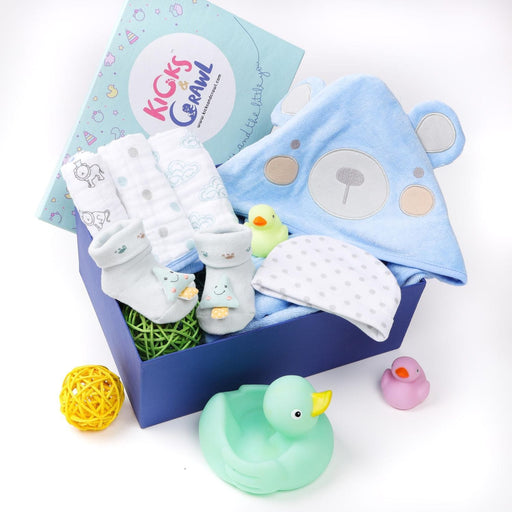 The Nestery : Kicks & Crawl - Boys Tubs And Bubs - Bathing Hamper
