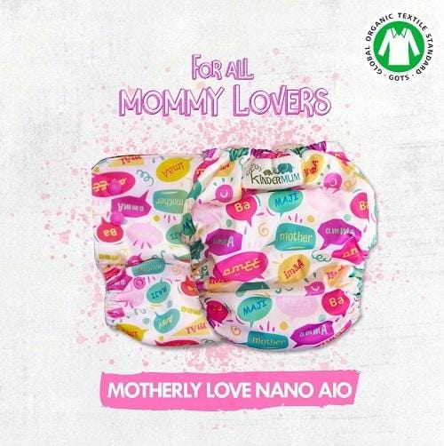 NANO ALL-IN-ONE TRIM - MOTHERLY LOVE