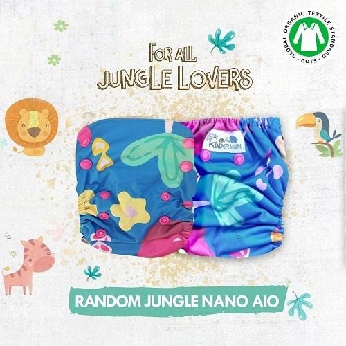 NANO ALL-IN-ONE TRIM - RANDOM JUNGLE