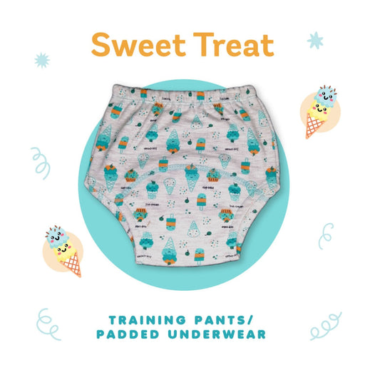 The Nestery : Kindermum - Training Pants - Sweet Treat