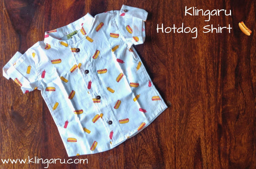 The Nestery: Klingaru - Shirt - Hotdog