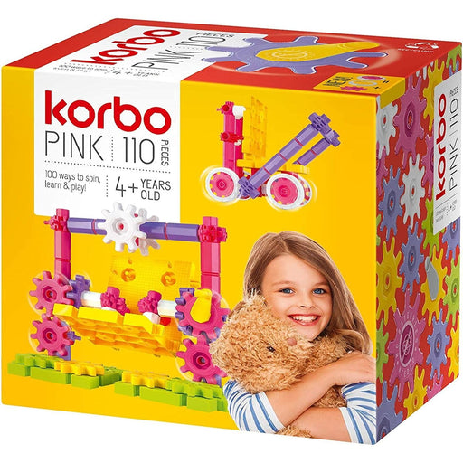 The Nestery : Korbo - Korbo Pink (110 Pieces)