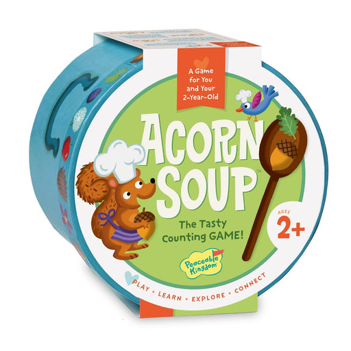 The Nestery : Kub & Bear - Peaceable Kingdom - Acorn Soup