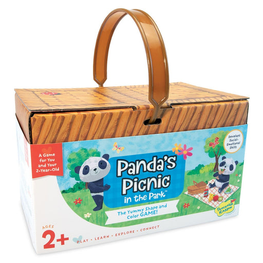 The Nestery : Kub & Bear - Peaceable Kingdom - Panda'S Picnic In The Park
