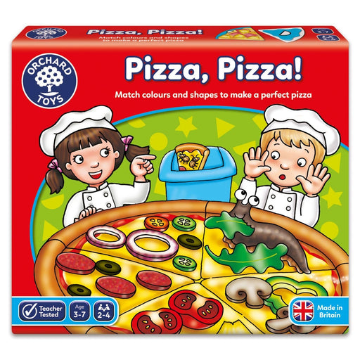 The Nestery : Kub & Bear - Orchard Toys - Pizza, Pizza