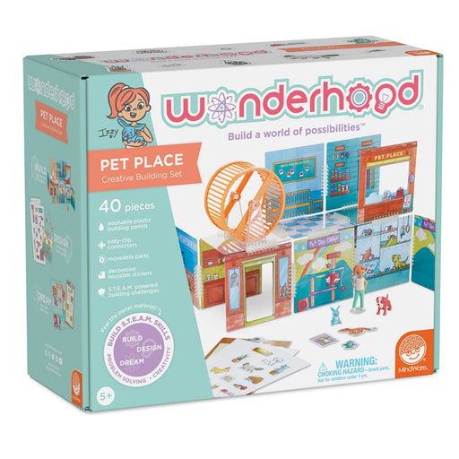 The Nestery : Kub & Bear - Mindware - Wonderhood: Pet Place