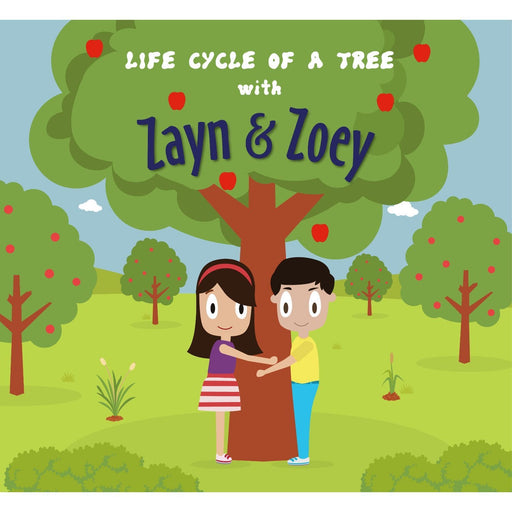 The Nestery : Tcc Ventures - Lifecycle Of A Tree With Zayn And Zoey