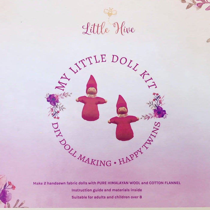 MY LITTLE DOLL KIT - DIY DOLL MAKING