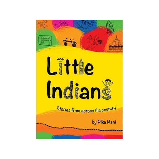 The Nestery: Tulika Books - Little Indians - Stories From Across The Country