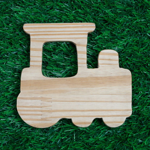 The Nestery : Little Jamun - Wooden Rattle - Choo Choo Train