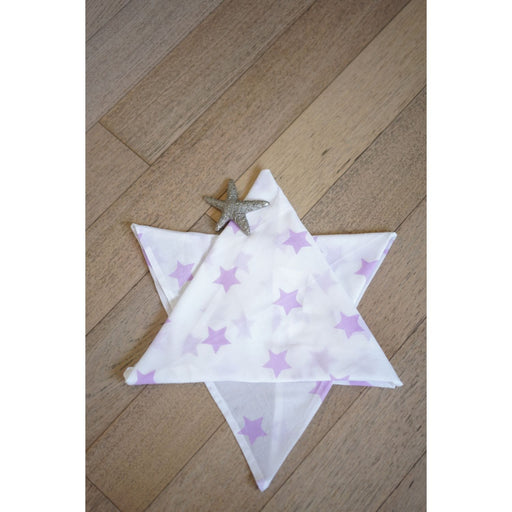 The Nestery : Love The World Today - Swaddle - Wish Upon A Star In Lilac