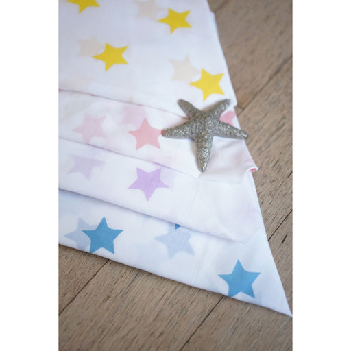 The Nestery : Love The World Today - Swaddle - Wish Upon A Star (Set Of 4)