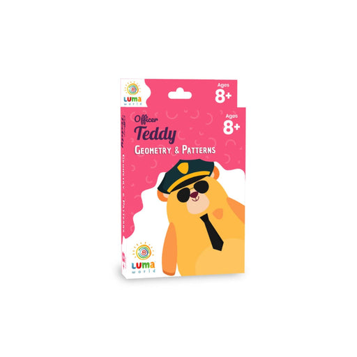 The Nestery : Luma World - Officer Teddy Flashcards