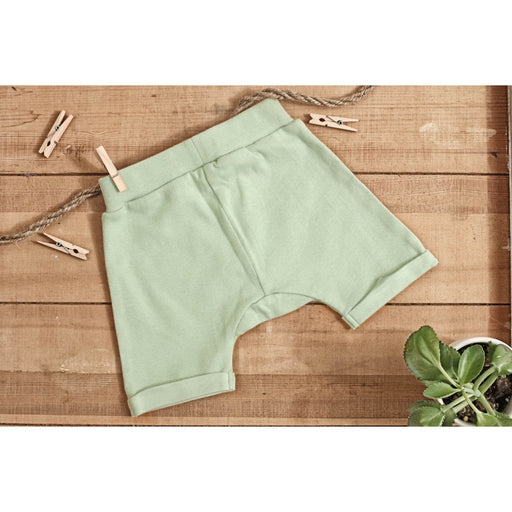 The Nestery : Maahir & Mom - Shorts - Mint Green