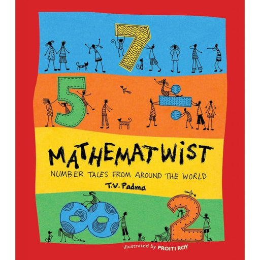 The Nestery: Tulika Books - Mathematwist Number Tales From Around The World