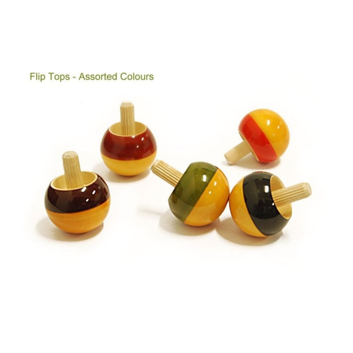 The Nestery: Maya Organic - Flip Top - Set Of 5