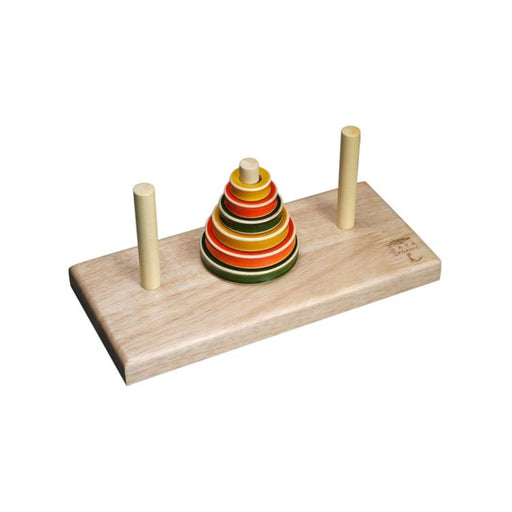 The Nestery: Maya Organic - Tower Of Hanoi